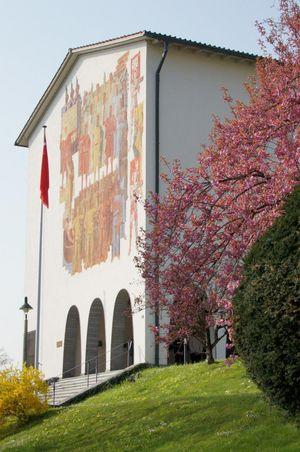 Wandern und Bundesbriefmuseum