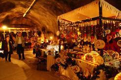 Weihnachtsmarkt Brunnen 2019
