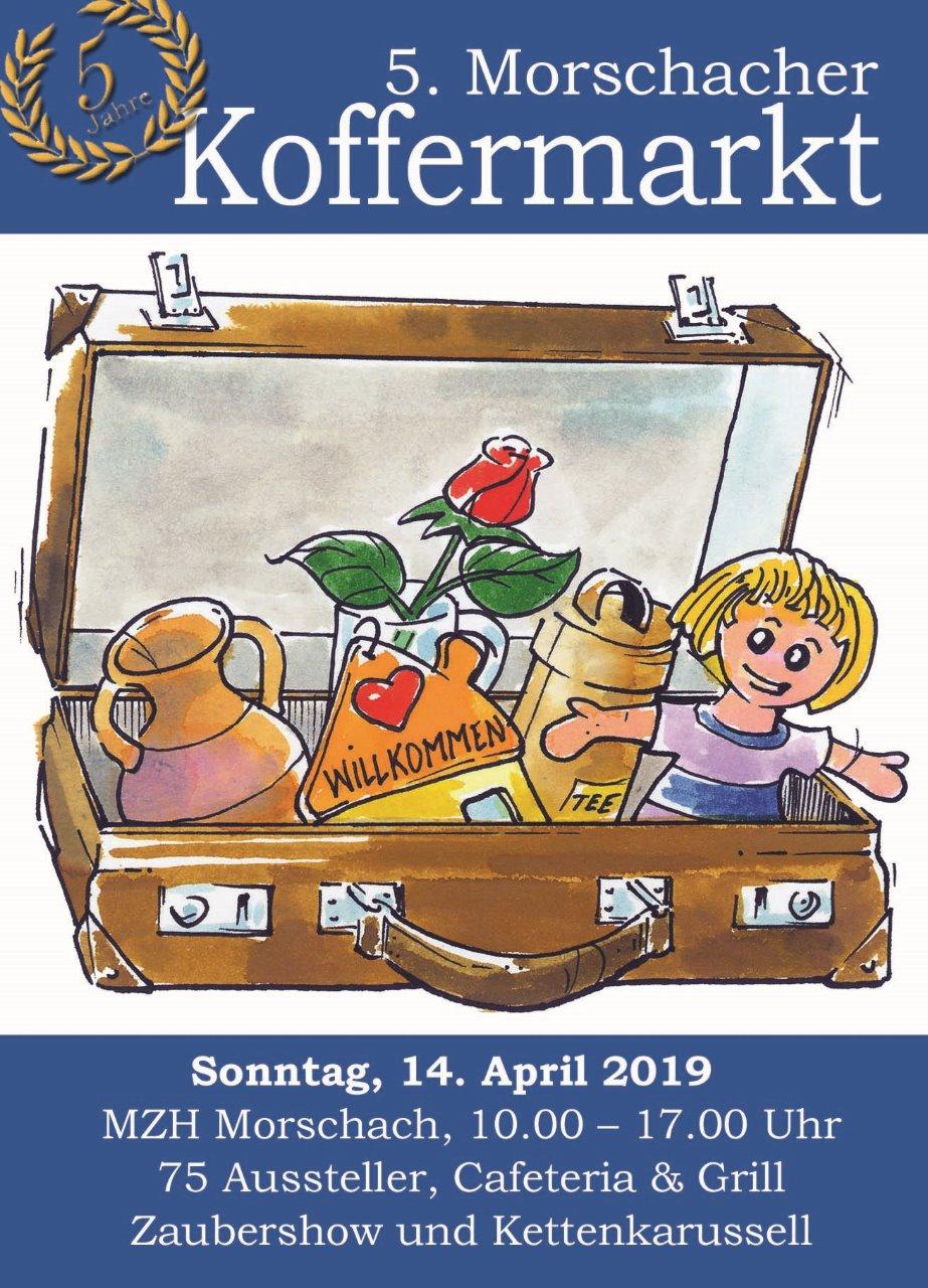 5. Morschacher Koffermarkt