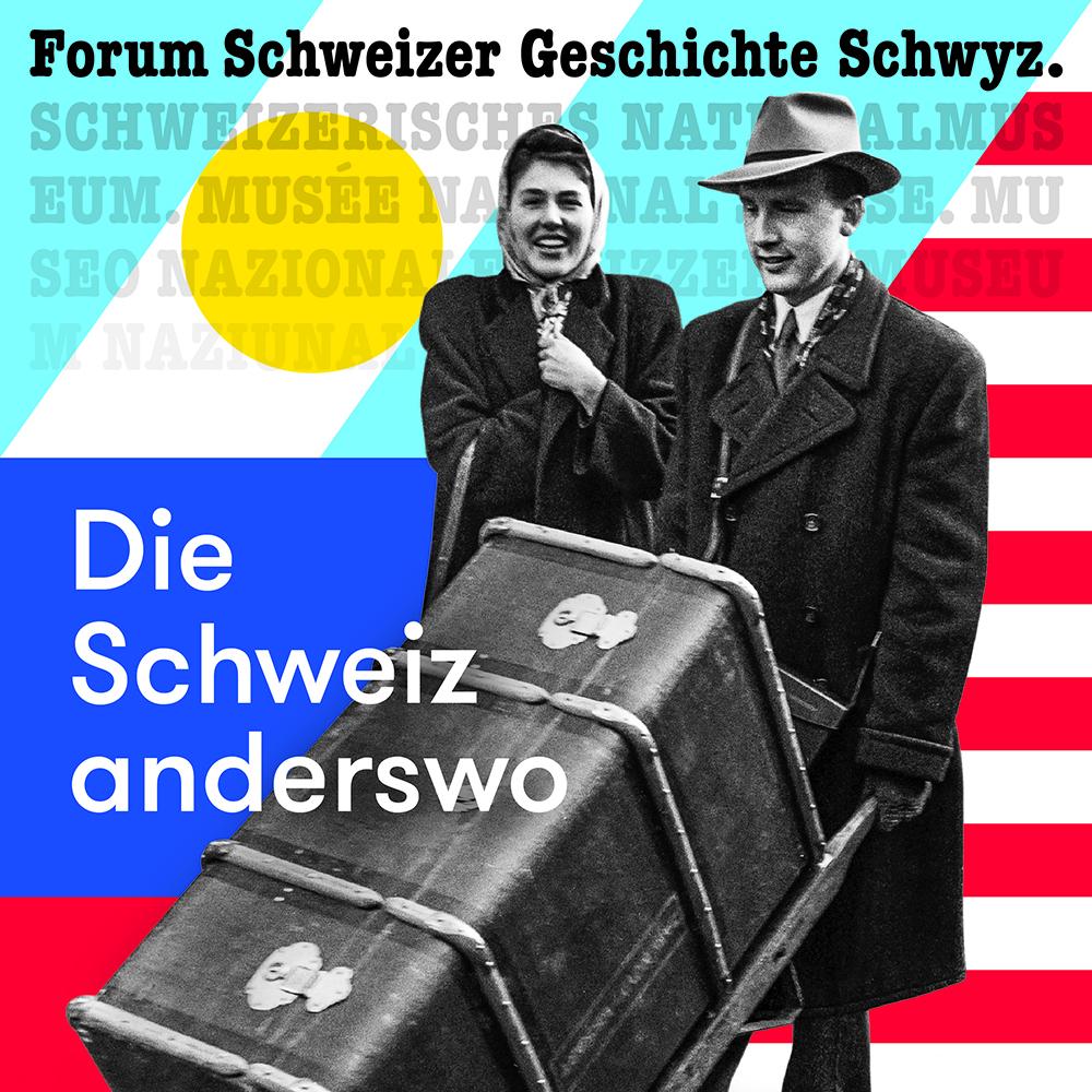 Ausstellung «Die Schweiz Anderso»