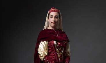 Zeitreise ins Mittelalter mit Margherita di Domencio Bandini