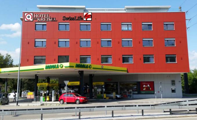 Hotel am Kreisel - Lachen