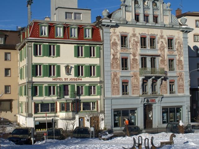Hotel St. Joseph - Einsiedeln