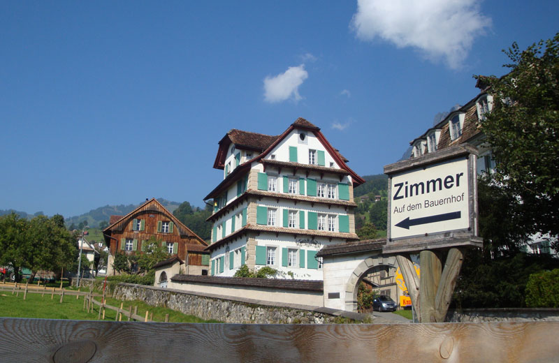 Steinstöckli (Pilgerunterkunft) - SchwyzBetschart, Reto (Schwyz),