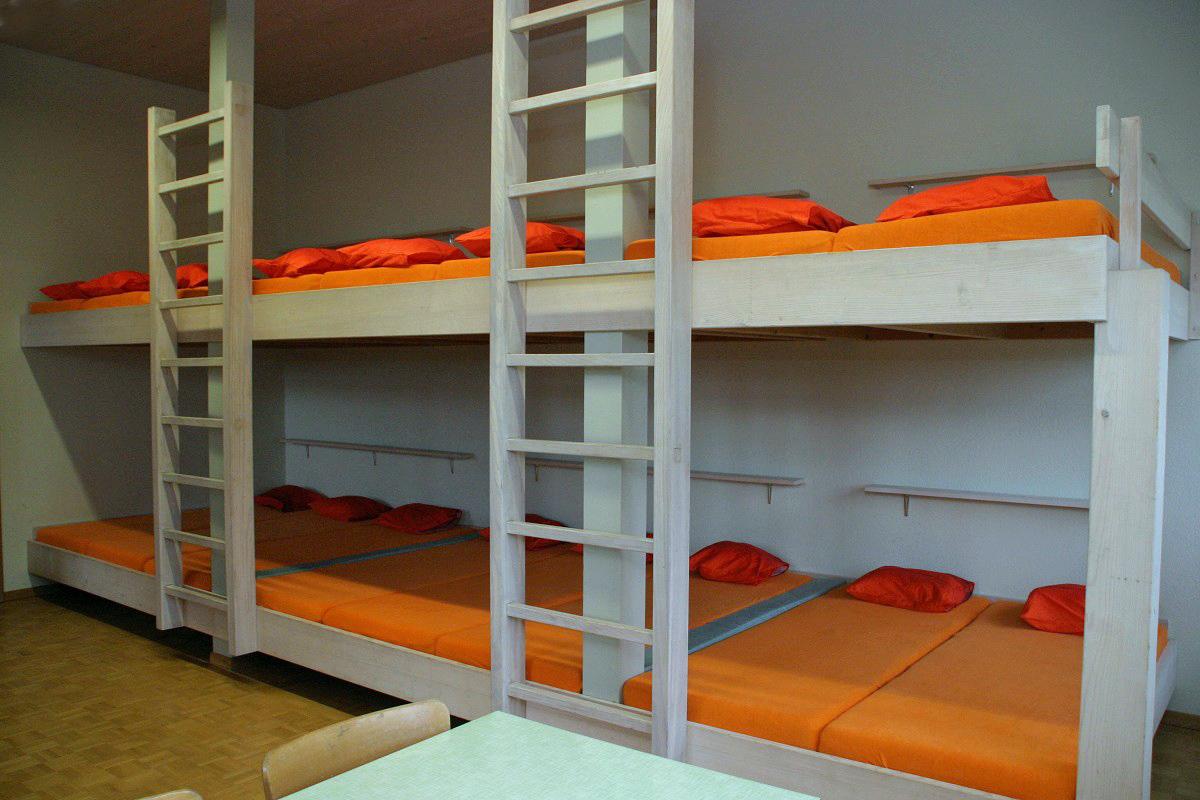 Gruppenunterkunft Holzhof - Einsiedeln