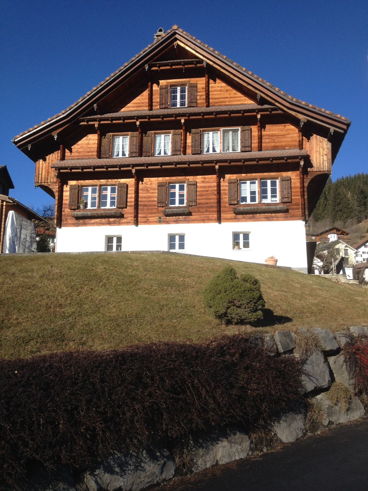 Ybrig Lodge - Unteriberg
