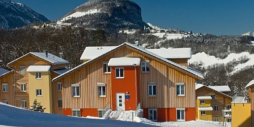 Vierwaldstättersee - 12-Pers.-Ferienwohnung - Komfort