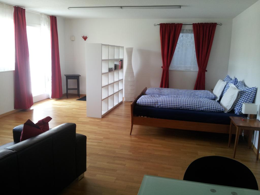 Tschümperlin Studio - Schwyz-Rickenbach, (Rickenbach SZ). Studio 1-Zimmerwohnung