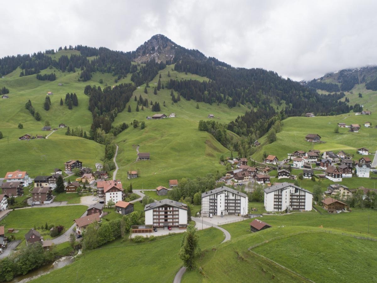 Dolen I, Pfister - Oberiberg, Ybrig