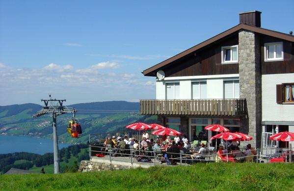 Berggasthaus Mostelberg - Sattel-Hochstuckli