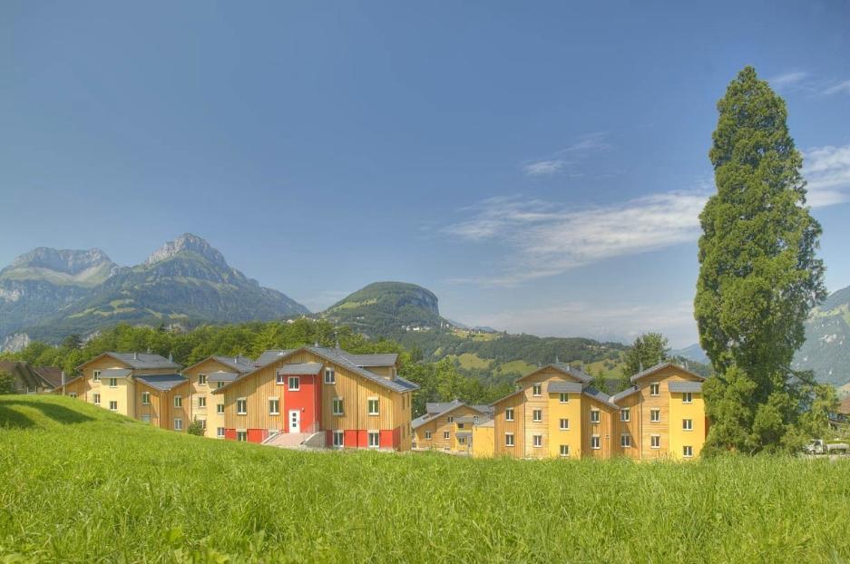 Swiss Holiday Park Morschach, App. 2-Zimmer/2-pièces