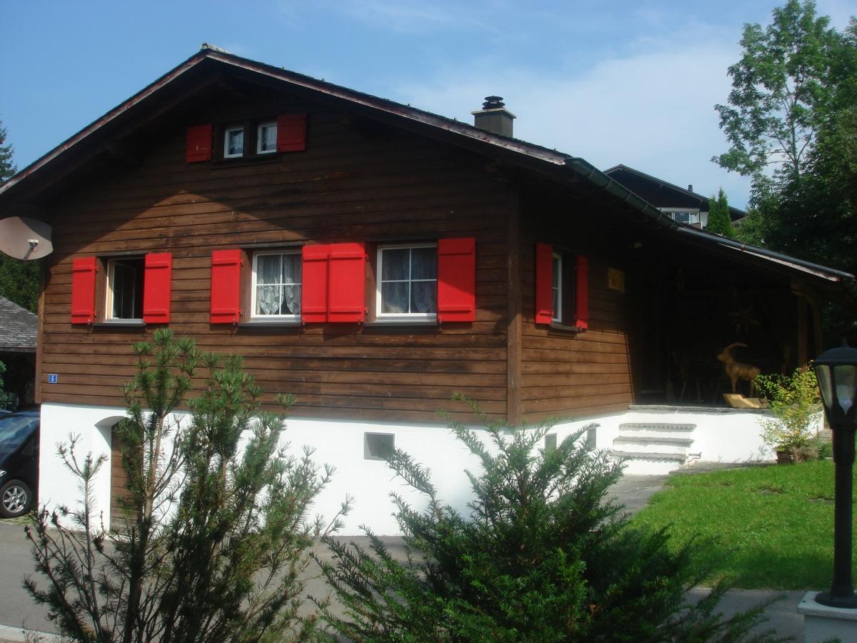 Chalet Höckli - Oberiberg, Ybrig