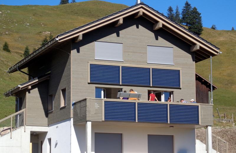 Ferienwohnung Alp Müsliweid - Schwyz-Mythenregion