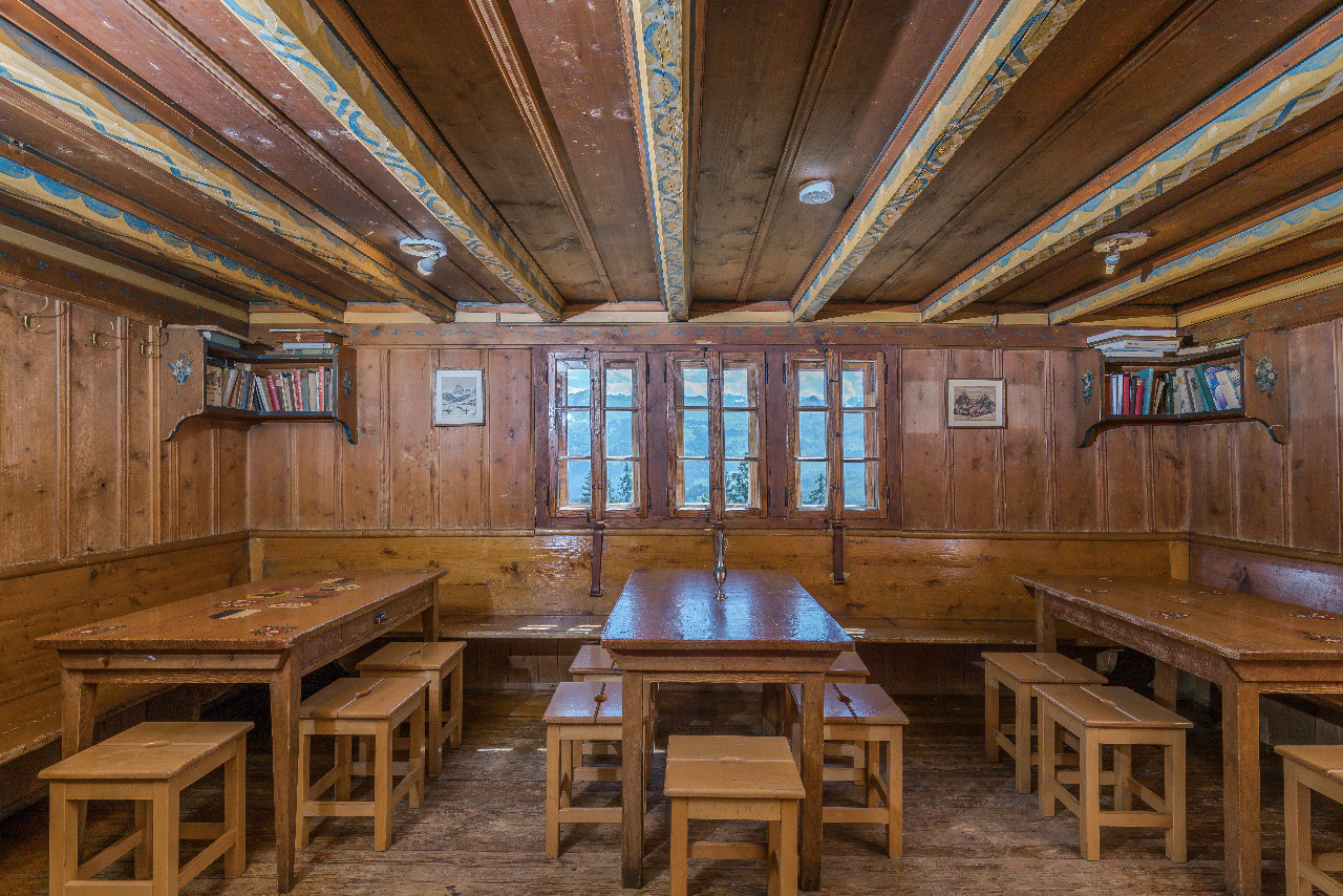 Ferien-Lagerhaus Sonnenhütte (Uto Haus) - Schwyz-Ibergeregg