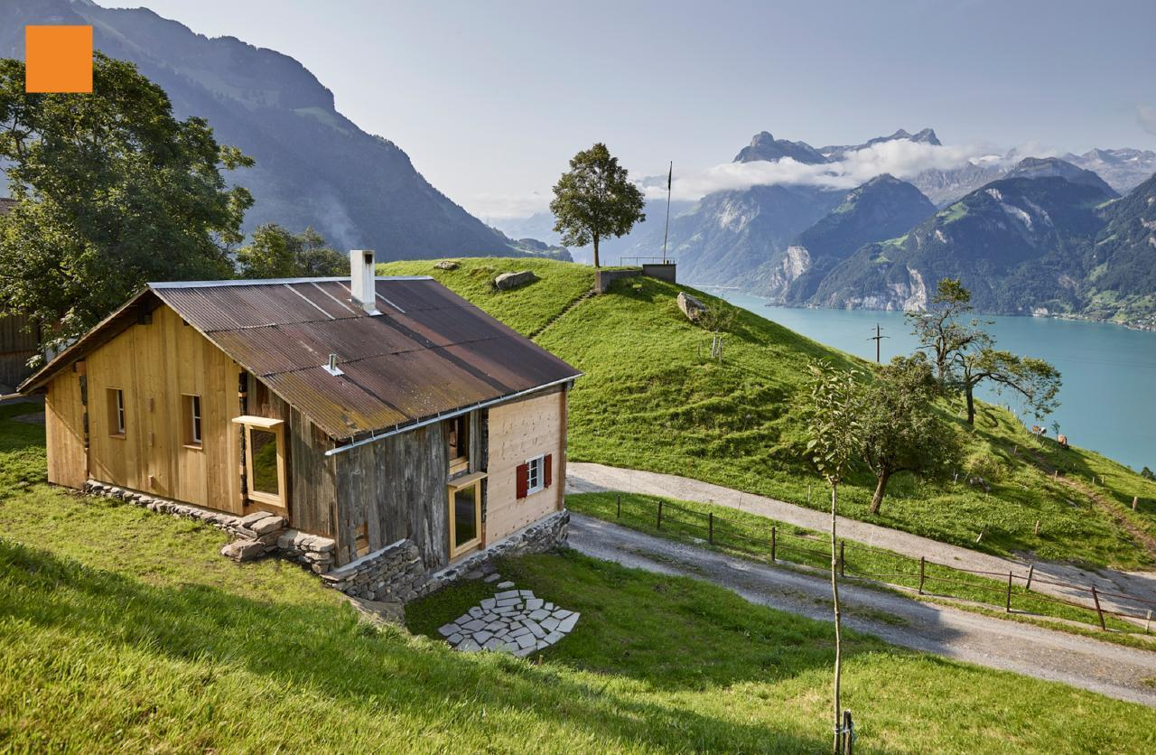 Haus Tannen - Ferien im Baudenkmal