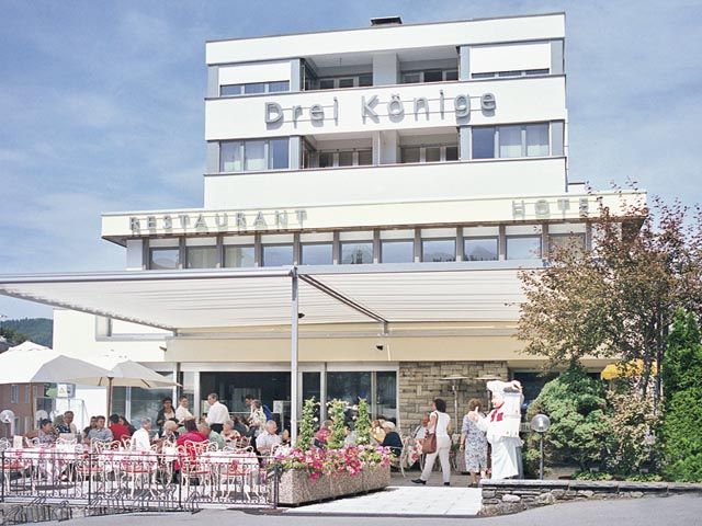 Hotel Drei Könige - Einsiedeln