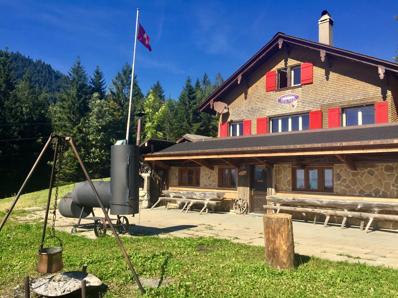 Mauserhütte Ferienhaus - Schwyz-Mythenregion