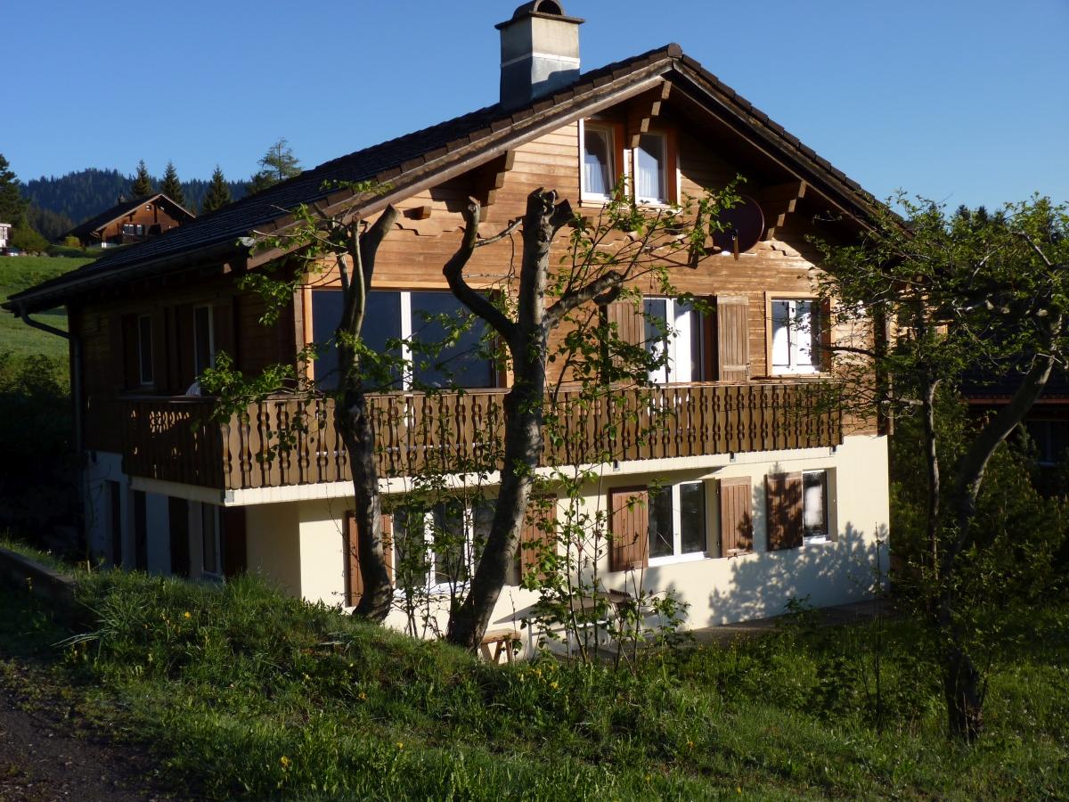 Chalet Papenbusch - Oberiberg, Ybrig