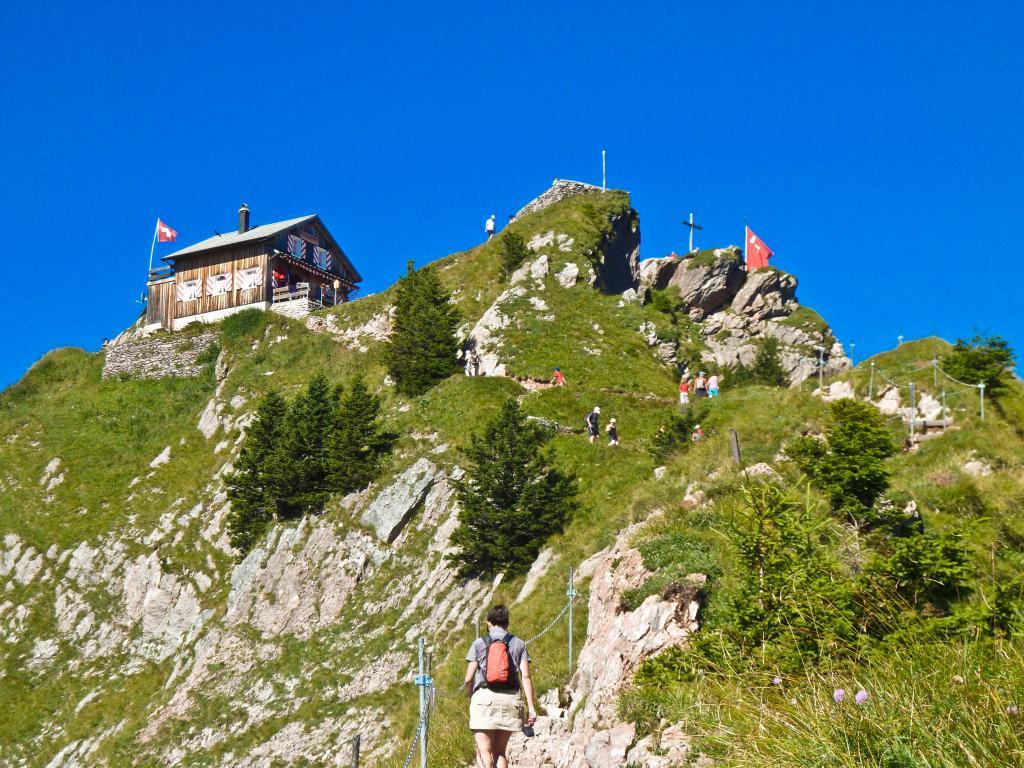 Grosser Mythen - das Wahrzeichen von Schwyz