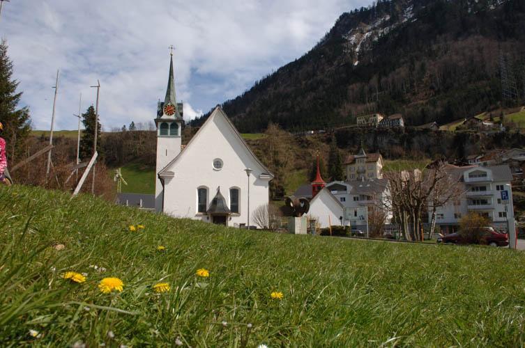 Rundwanderung auf dem Panoramaweg Morschach