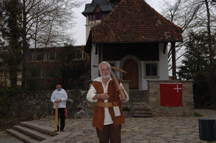 Historische Spazierwanderung Hohle Gasse