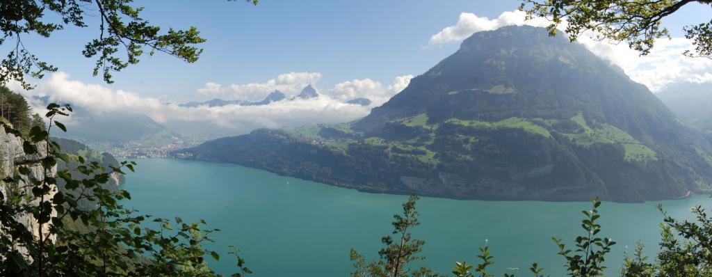 Etappe: Morschach - Brunnen | Schwyzer Tal- & Gipfeltour