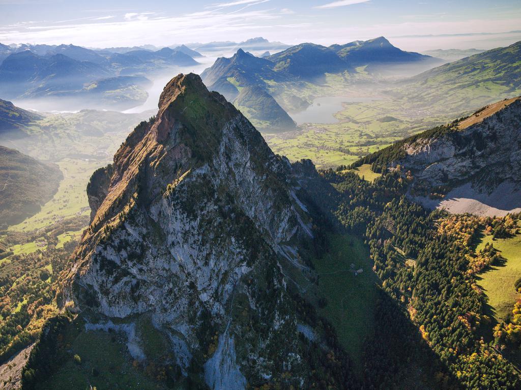 Etappe: Mostelberg - Mythen - Holzegg | Schwyzer Tal- & Gipfeltour