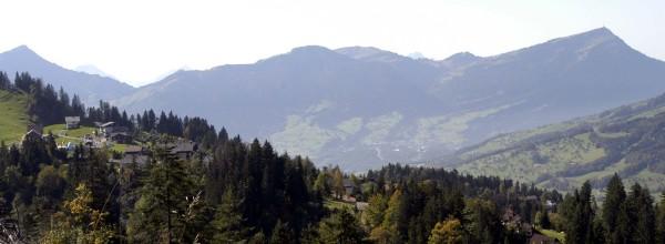 Rund um den Morgartenberg
