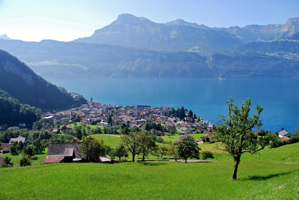 Rigi-Tour - SchweizMobil Route 963