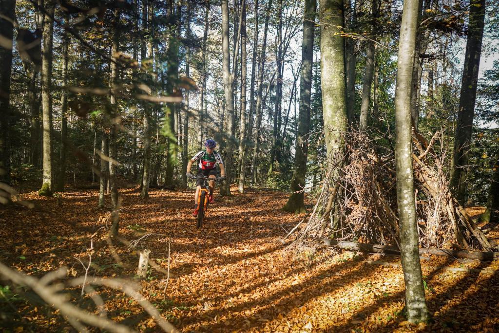 Schwyz, das Zuhause der Radsportlerin Andrea Waldis