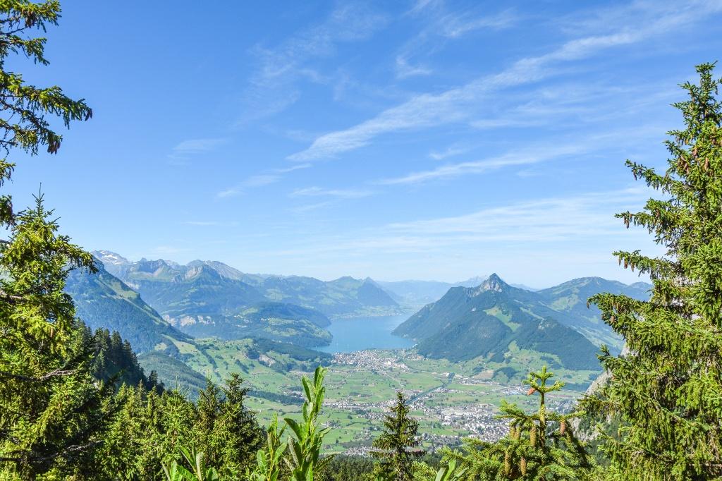 WanderWunder Schwyz: Rundwanderung um den grossen Mythen