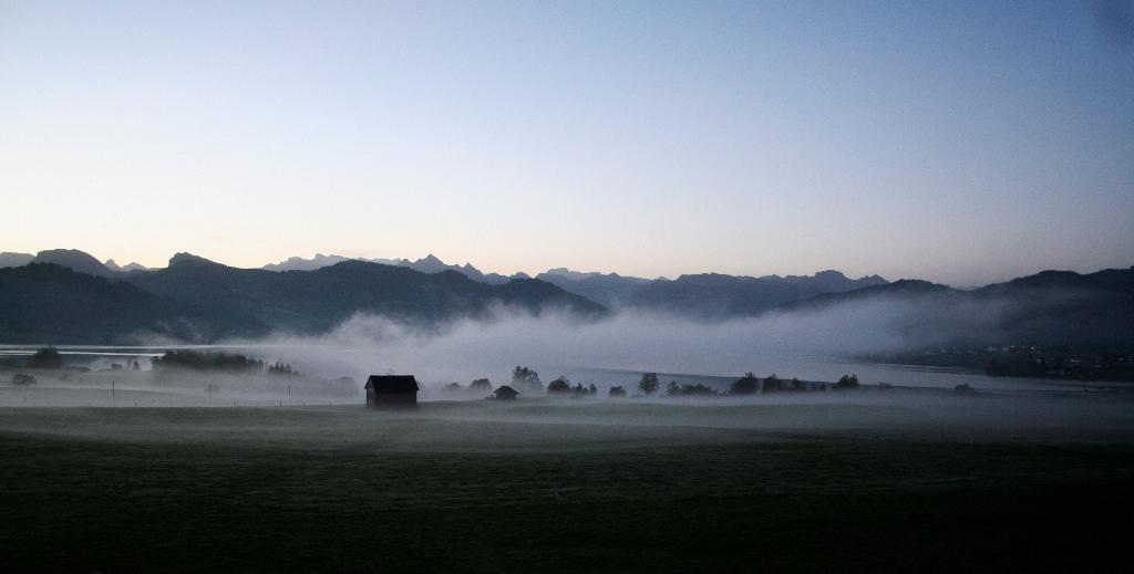 Panoramaweg Sihlsee