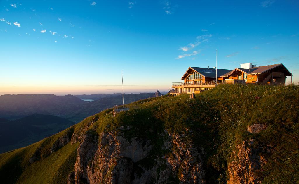 Gipfelrestaurant & Hotel Fronalpstock