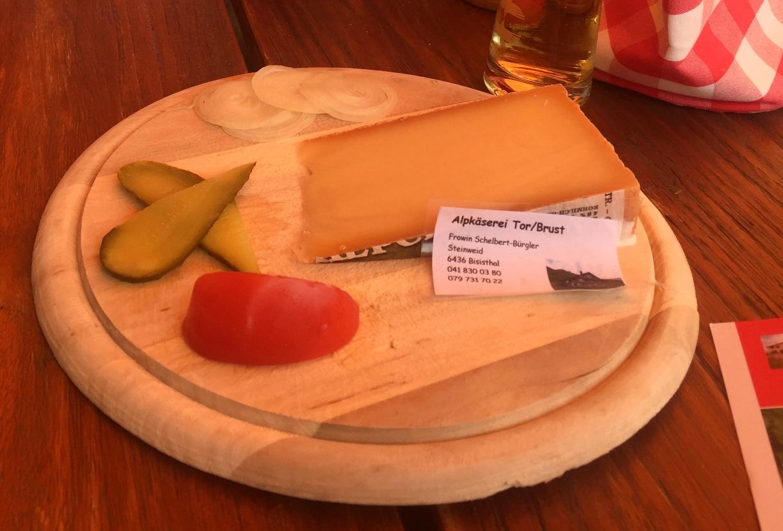 Bergbeizli-Weg mit Chäs(S)pass