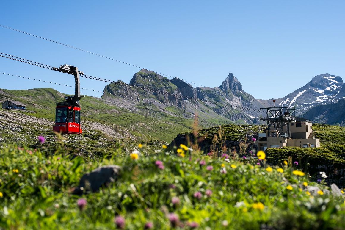 WanderWunder Schwyz: Glattalp Charetalp