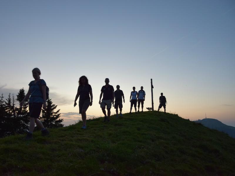 Wandernacht Rigi Scheidegg